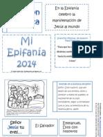 Lapbook Epifanía 2014