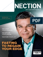 Jentezen Franklin-'Fasting 2012-Regain the Edge',Connection Magazine,Vol 6,2012-2,JF Media Ministries,p48