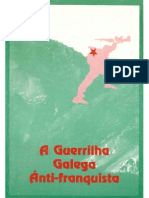A Guerrilha Galega Anti-franquista