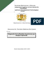 Diagnostique Par Analyse Spectrale