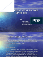 National Income Topic by Me