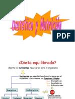 Presentación Dietética y Nutricion