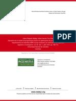 Aplicación de un modelo de programación lineal en la optimización de un sistema de planeación de req