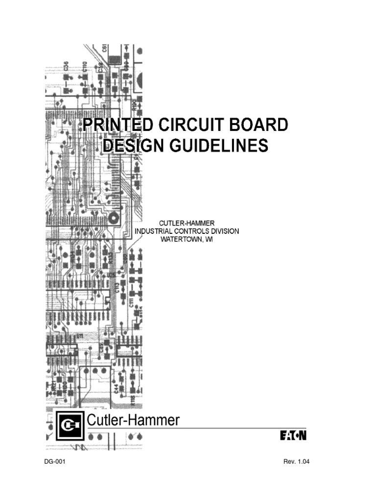 pcbdesignguide1 | Printed Circuit Board | Electronic Engineering