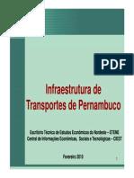 Infraestrutura Dos Transportesde Pernambuco