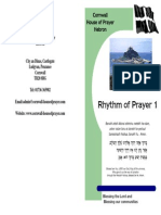 Rhythm 1- House of Prayer Rhythm,p40-20