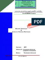 M09 Projet Pour Le Terrassement Du Terrain en Deblai Et Re BTP TSGT(1)