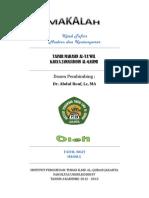 Tafsir Mahasin Al-Ta'Wil Karya Al-Qasimi PDF