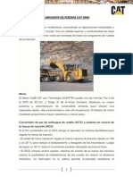 Catalogo Cargador Frontal 990h Caterpillar
