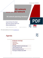 Planning 3G Network Base on 2G Network
