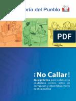 Manual Denuncia Ciudadana 2013