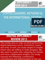 Digital Diplomacy Review 2013_Top101