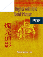 Nine Nights With the Taoist Mas - Liao, Waysun