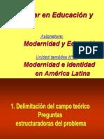 MAG MOD Segunda Unidad Tematica Identidad Latinoamericana