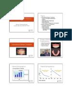 Successful Dentures Part 2