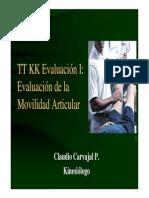 Clase 03 TEO Mov Articular
