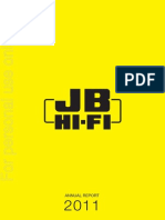 JB Hi Fi Annual Report