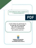 Guia Plan Actuacion Centros