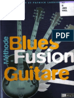 Blues Fusion Guitare