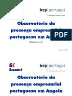 Observatório da Presença Empresarial Portuguesa em Angola (2002)
