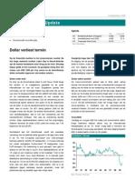 Global Markets Update Dollar Verliest Terrein