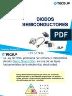 Clase 2 - Diodos Semiconductores