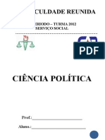 Apostila de Ciencia Politica