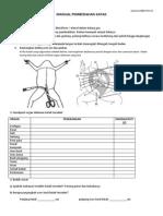Manual Pembedahan Katak