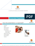 Mobiphonica Corporate Presentation