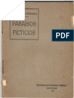 Carbonell Fernando - Paraisos Ficticios