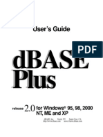 Plus User's Guide 111402