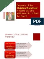 Doru Costache - Christian Worldview in St Basil