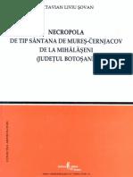 Necropola de tip Sântana de Mureş – Černjachov de la Mihălăşeni, Octavian Liviu Sovan