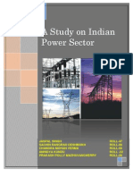 Study on Indian Power Sector - Opportunities and trend