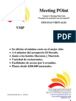 VMP MEETING POINT Brochure Rev 00 - Sep2009