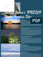 UNESCO World Heritage Sites in Japan