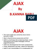 Ajax xml
