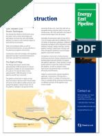 Buenas Fotografias Energy East Pipeline Construction