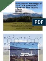 PCDD/F, PCB, particellato e nanoparticelle nelle emissioni industriali