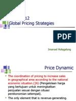 Global Pricing Strategies