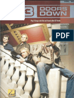 Guitar Play-Along Vol. 60 [3 Doors Down]