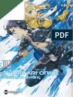 Sword Art Online 13 - Alicization Dividing