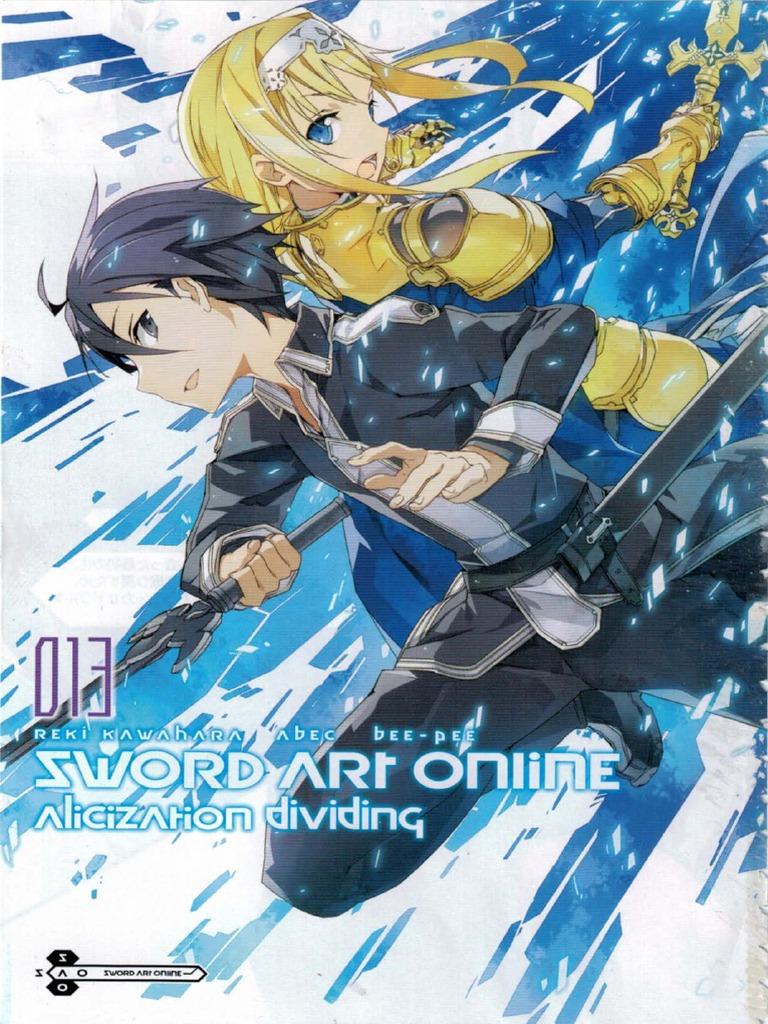download sword art online alicization novel