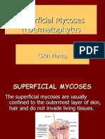 Superficial Mycoses11