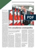 Ext081214 Ignatieff Un Canadiense Cosmopolita