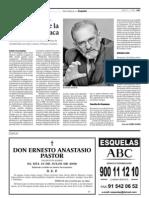 P080713 Geremek, inteligencia de la transición