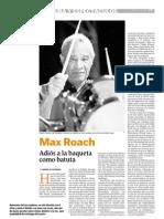 G070818 Max Roach