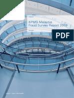 KPMG Malaysia Fraud Survey Report 2009