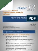 Power and Politics - OB