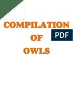 Owls Compilation